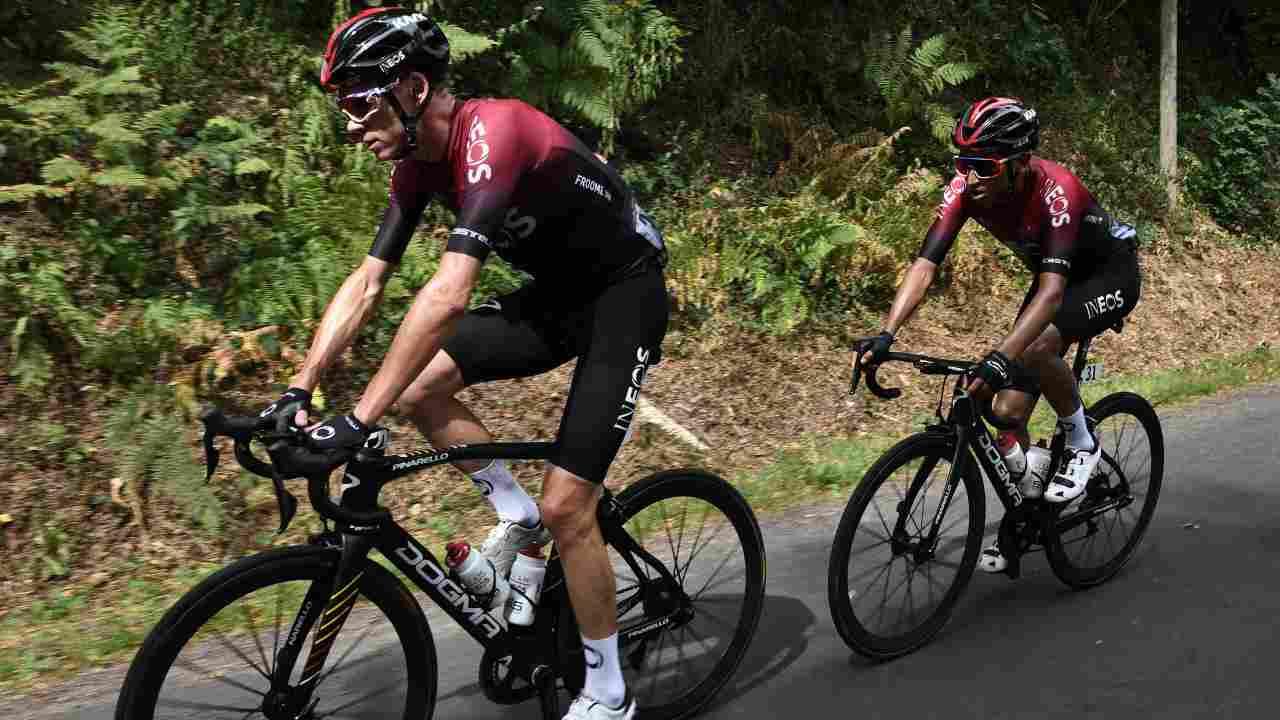 Ciclismo | Tour de France, esclusioni eccellenti in casa Ineos