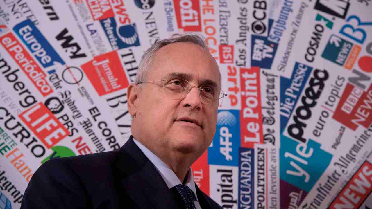 Lazio   Lotito, archiviata l'indagine su Inter-Juventus