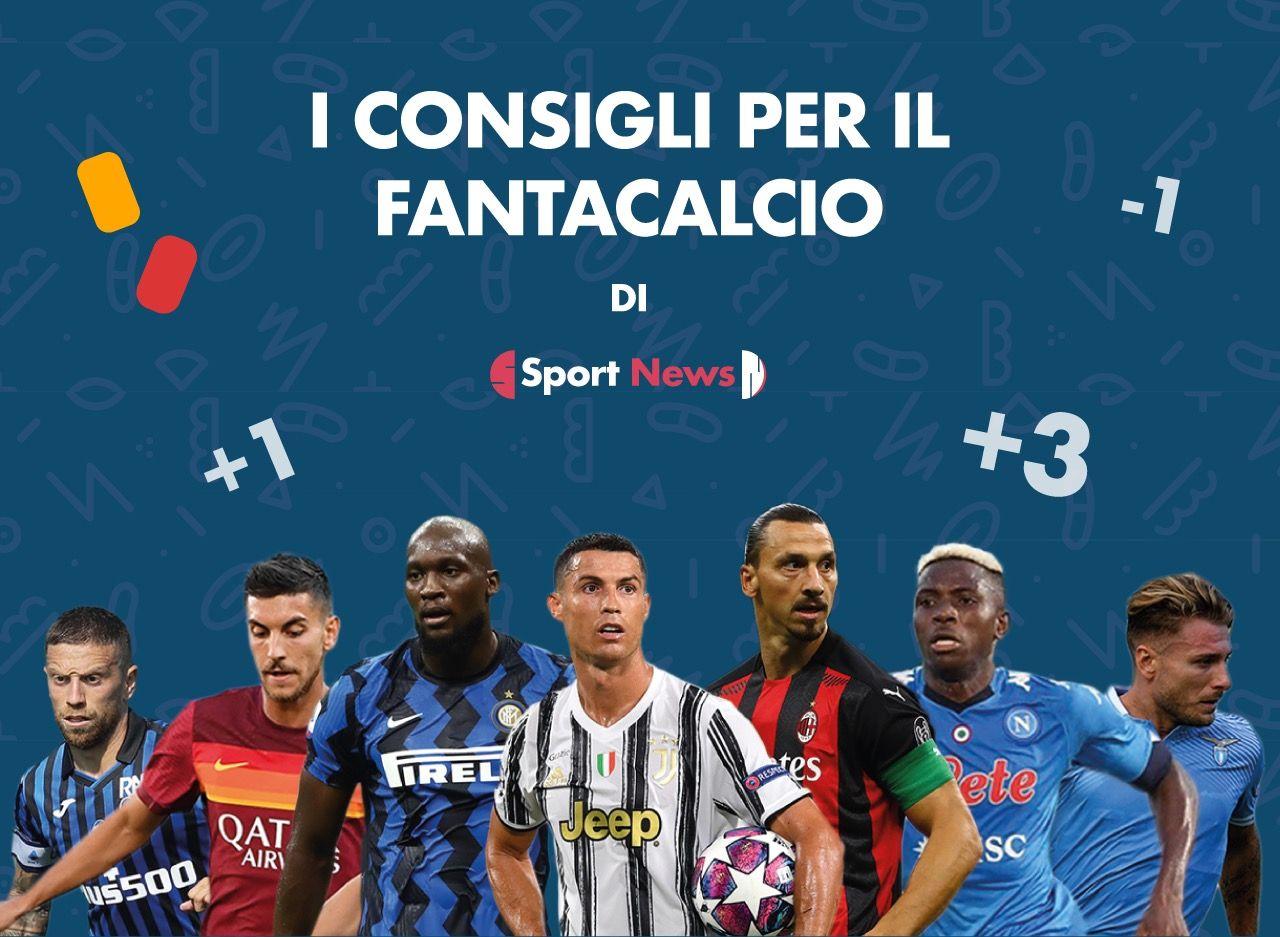 Consigli fantacalcio Sportnews