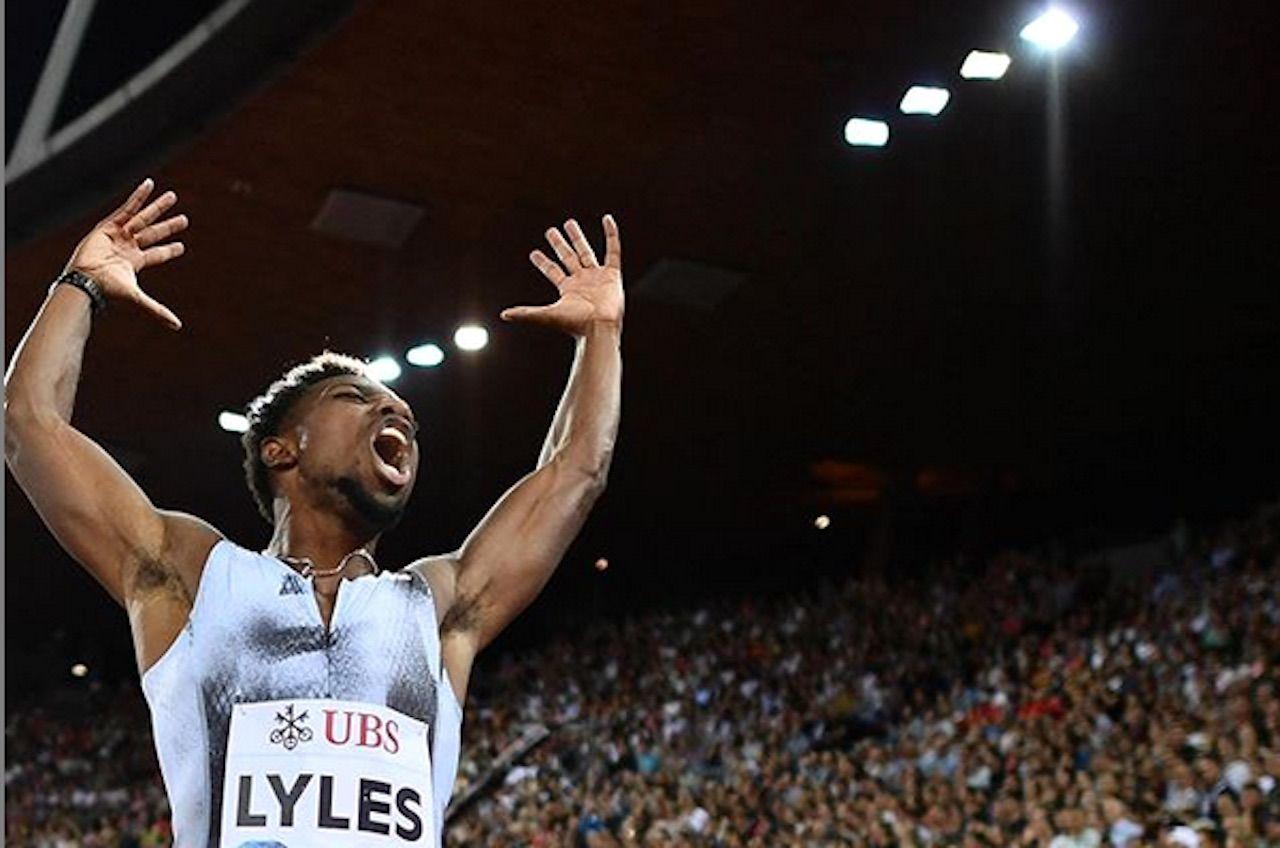 Atletica, beffa per Noah Lyles agli Inspiration Games: cosa è successo
