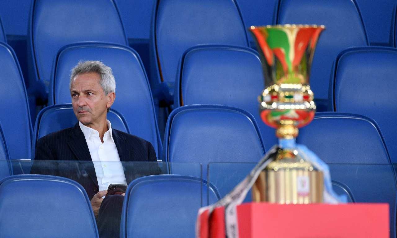 Paolo Dal Pino annuncia la ripresa della Serie A