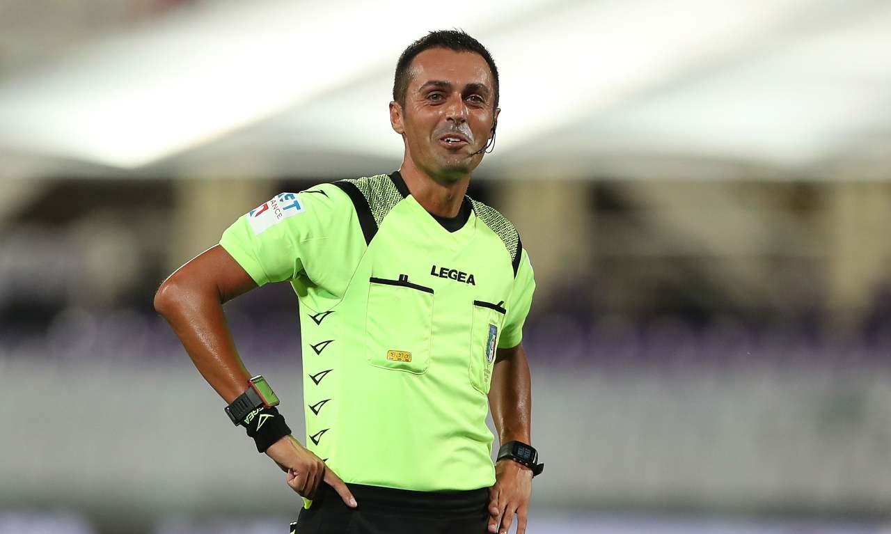 Serie A | Arbitri, Roma-Juventus a Di Bello. Calvarese per l'Inter