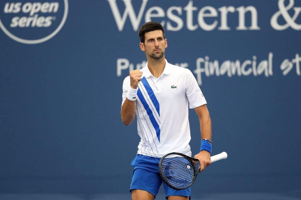 Con due ore ed un parziale di 1-6 6-3 6-4, il numero uno del tennis mondiale Novack Djokovic ha vinto per la seconda volta il torneo Atp 1000 di Cincinnati contro Raonic.