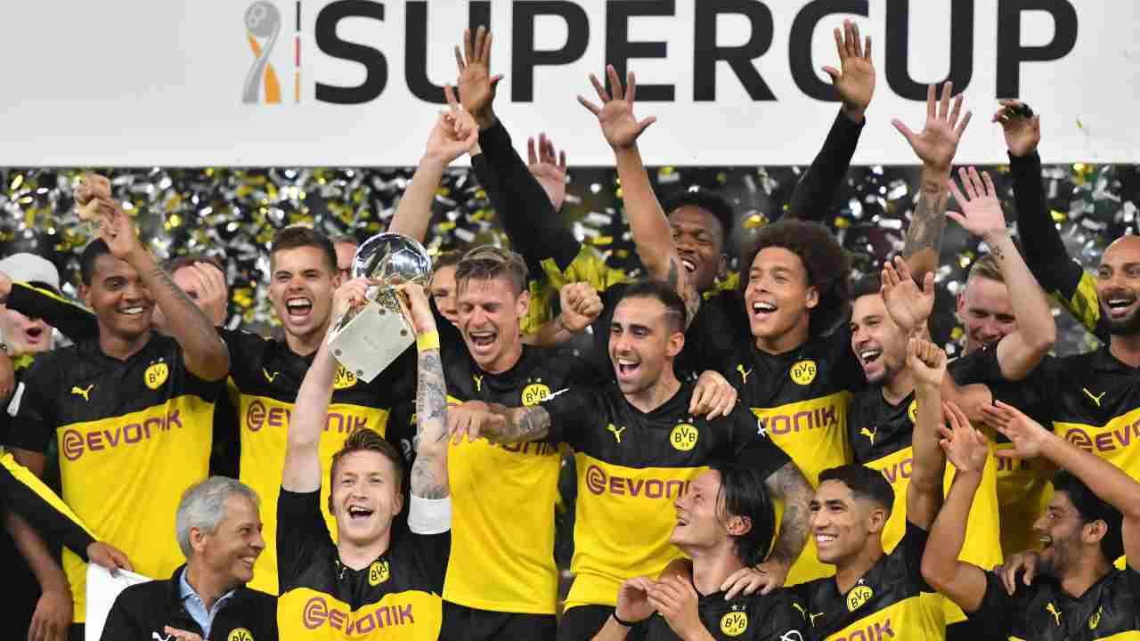 Supercoppa di Germania | Bayern-Borussia Dortmund, il programma