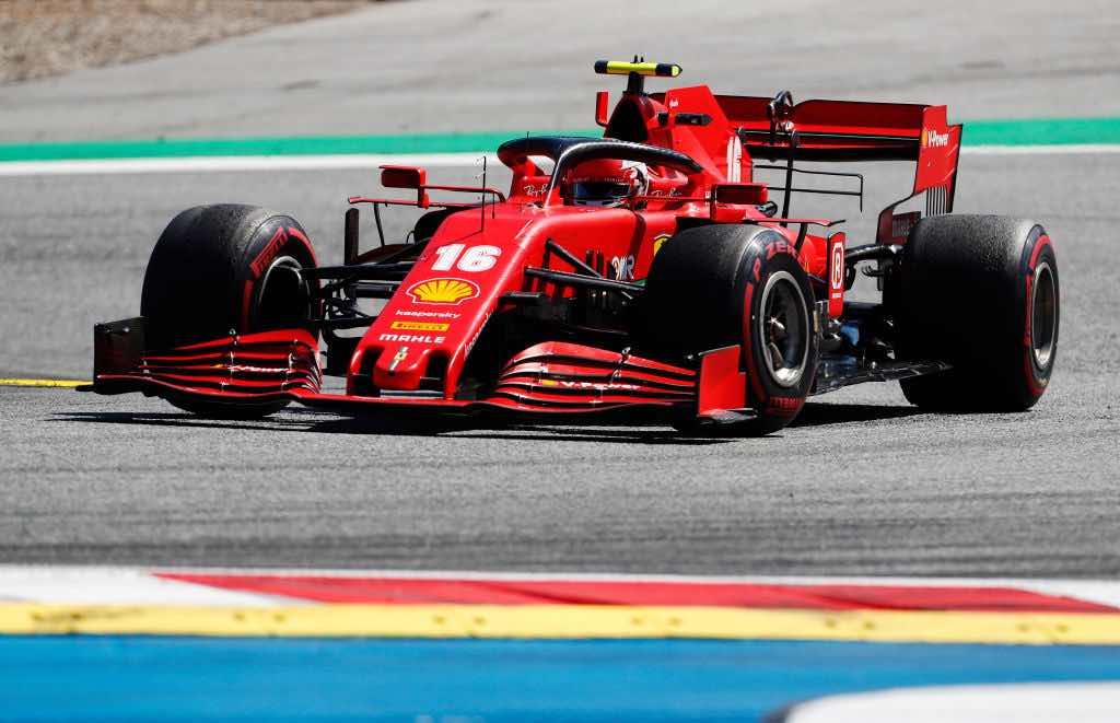 Ferrari senza tifosi al Mugello