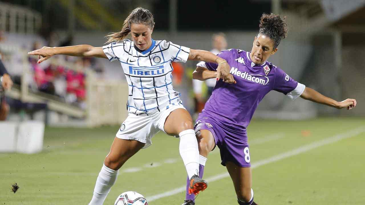 Calcio Femminile | Inter, voglia di rivalsa per Simonetti e Mauro