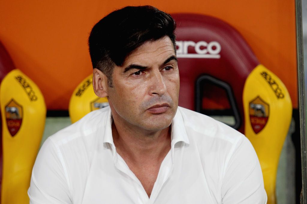 Fonseca allenatore della Roma