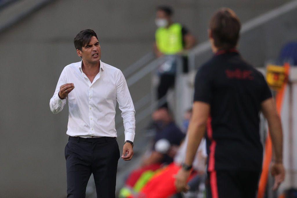 """Roma - Verona: il c.t Fonseca: """"Dzeko sta con noi"""""""