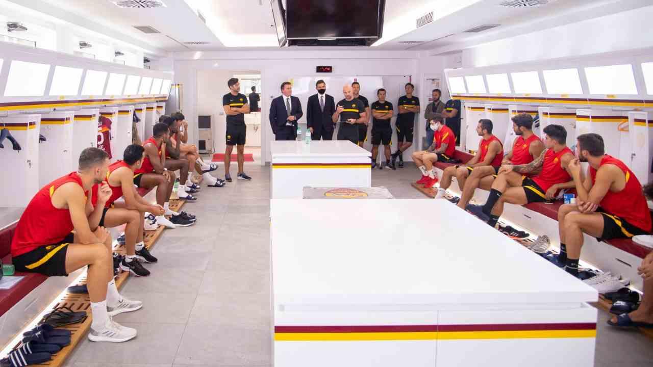 Roma | Friedkin a Trigoria: riunione con la squadra e caso-Dzeko