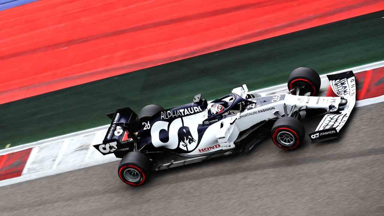 Formula 1 | La Honda lascia le gare alla fine del 2021
