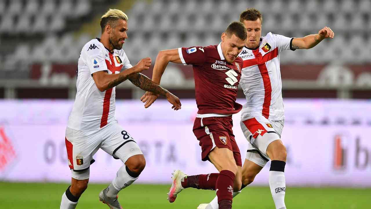 Serie A | Genoa-Torino rinviata a data da destinarsi