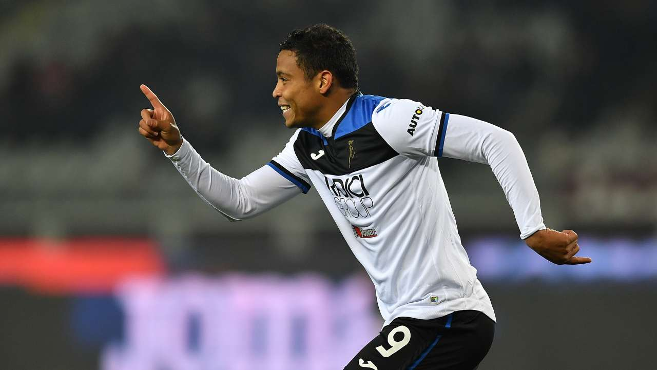 Muriel pagelle Torino Atalanta (Getty Images)