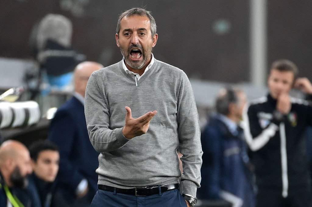 Mister Giampaolo neo allenatore del Torino