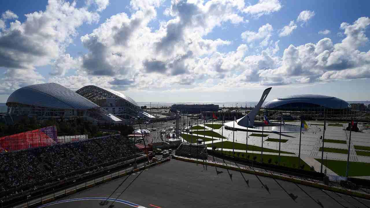 Formula 1 | Gp Sochi, il programma e dove vederlo in tv