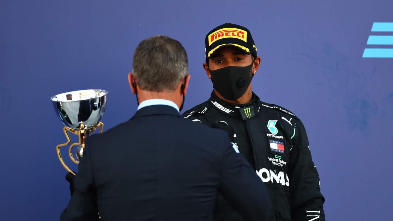 """Formula 1   Una leggenda contro Hamilton: """"Non è il migliore"""""""