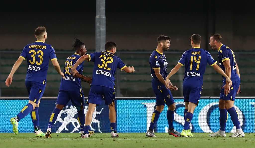 Hellas Verona serie A