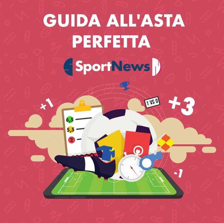 Guida all'asta perfetta. Sportnews.eu