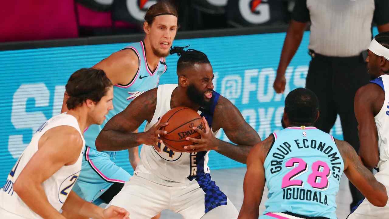 Definito il tabellone dei playoff NBA