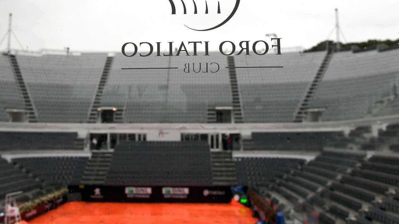Tennis | Niente pubblico agli Internazionali d'Italia. La decisione del CTS
