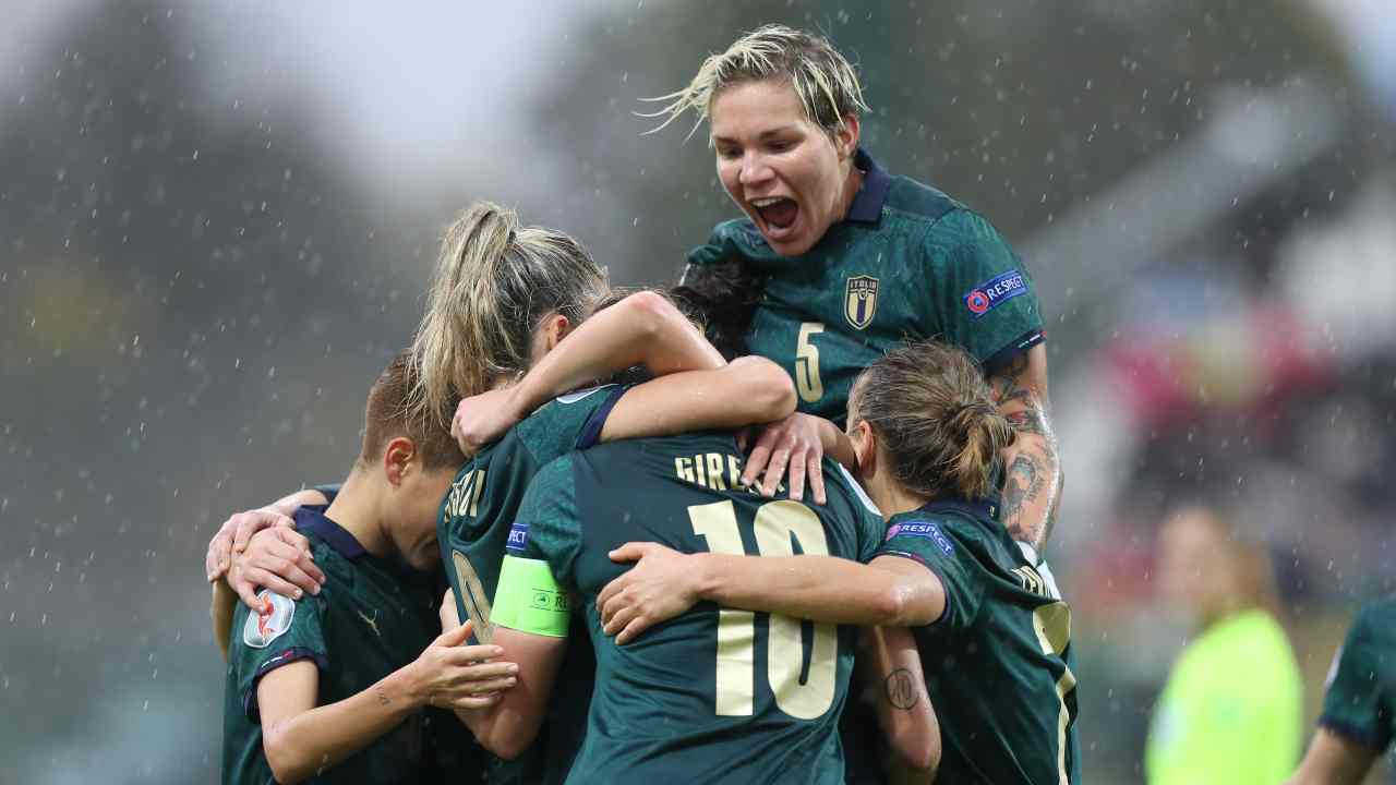 Calcio Femminile | Italia-Israele rinviata per Coronavirus