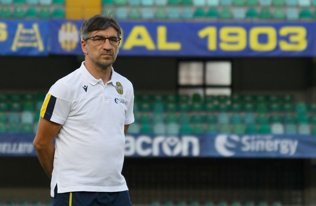 Ivan Juric rinnova con il Verona