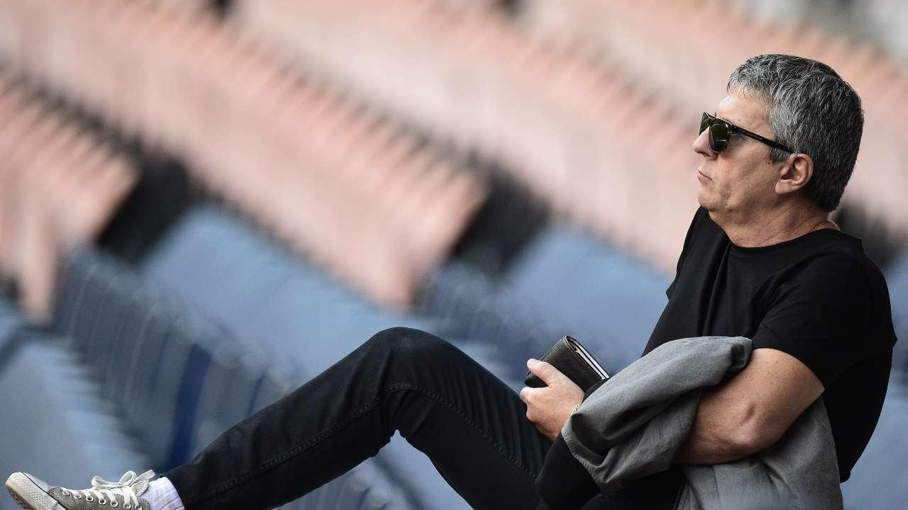 Jorge Messi diventa italiano