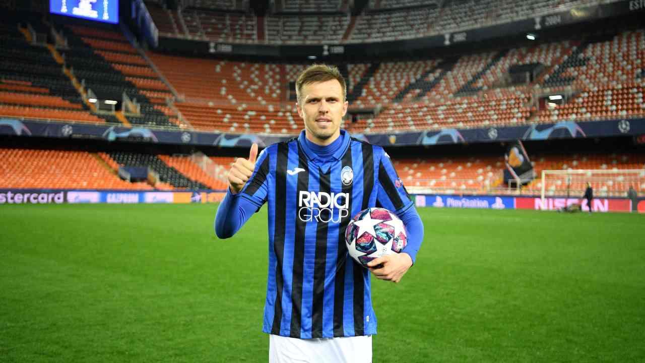 Serie A | Atalanta, Ilicic è tornato in Italia. Tra un mese in campo