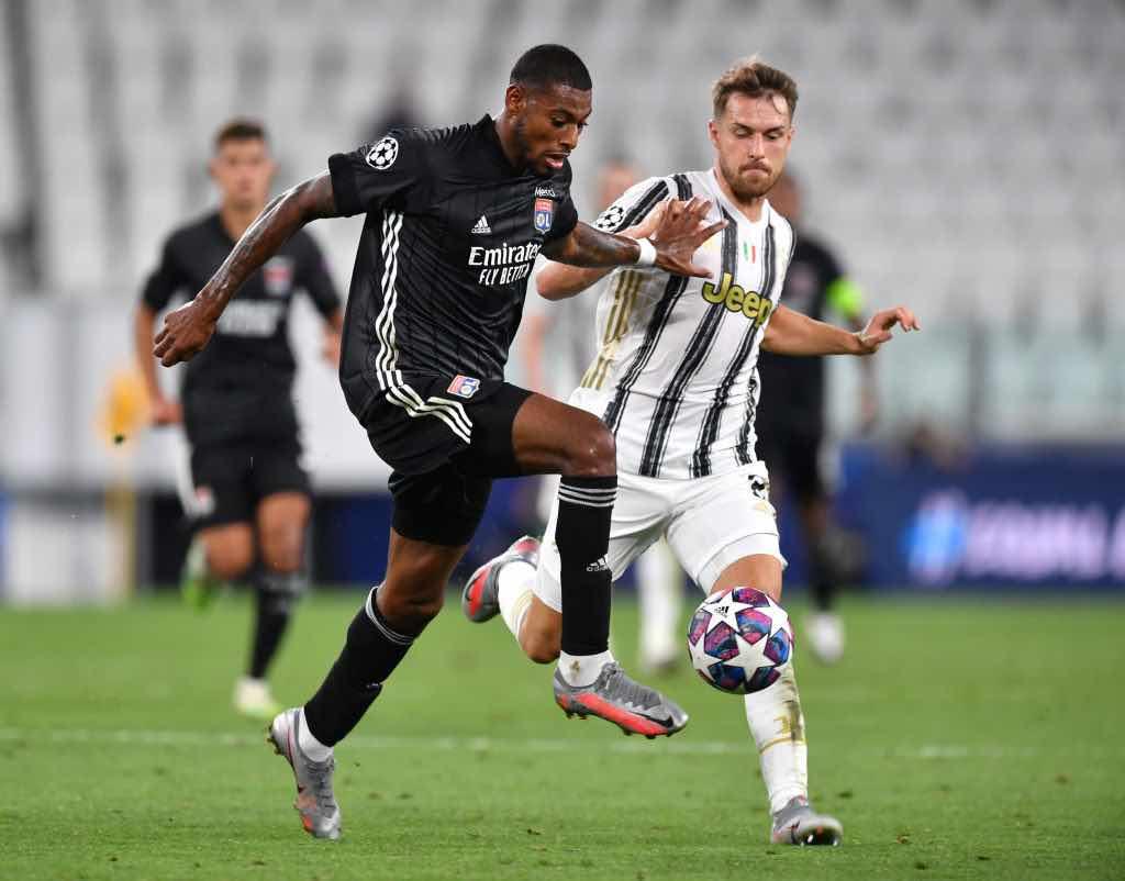 La Juventus fuori dalla Champions Passa il Lione
