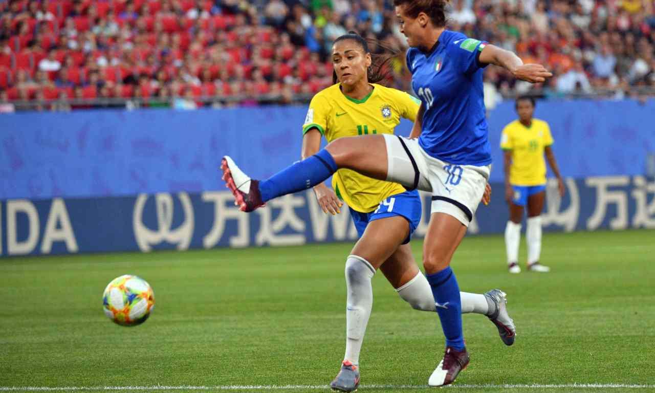 L'Inter ingaggia Kathellen Sousa