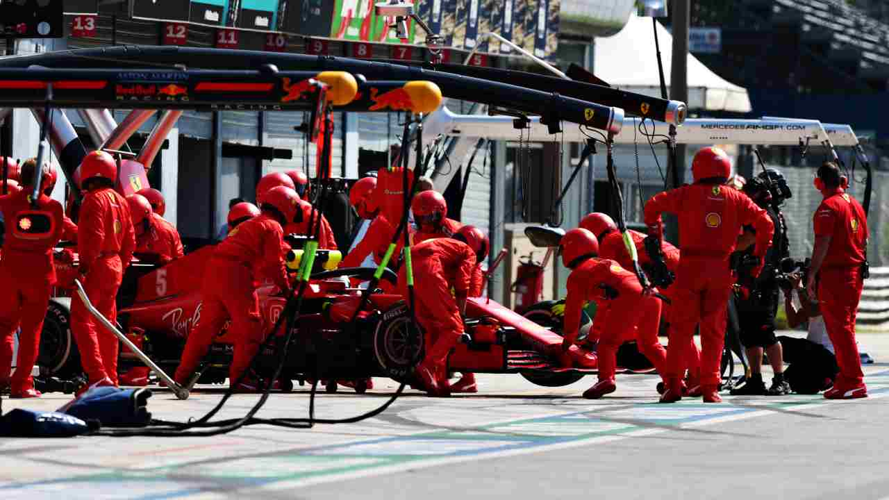Formula 1 | Binotto e Vettel preoccupati in ottica Mugello