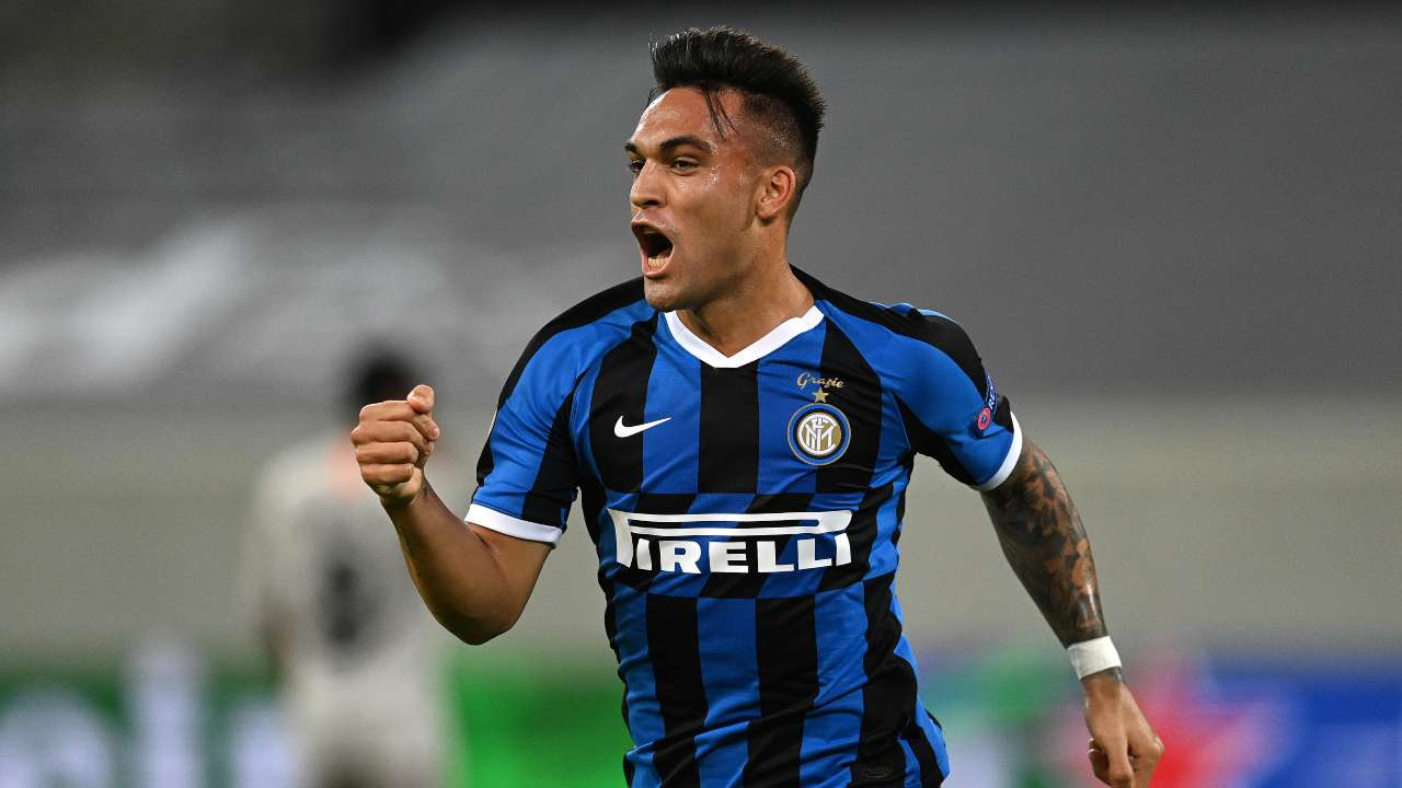 Lautaro Martinez rinnovo (getty images)