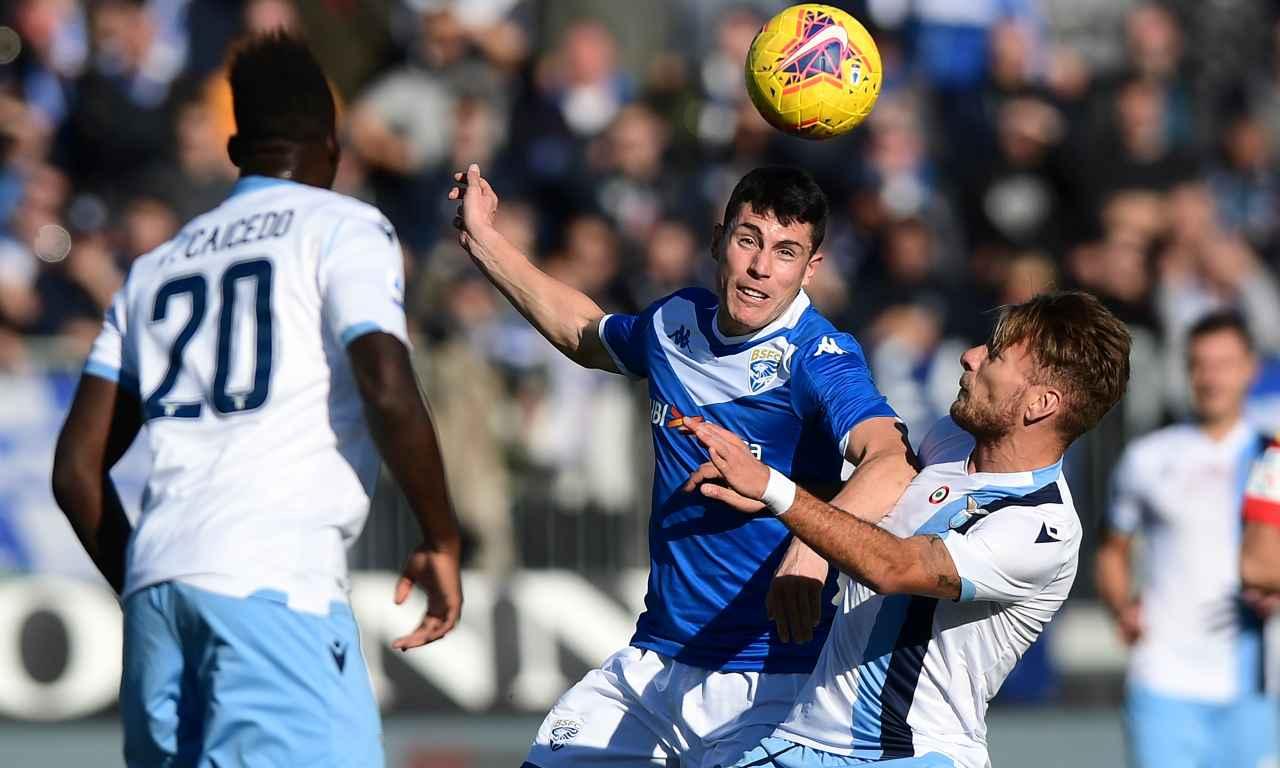 Lazio-Brescia probabili formazioni