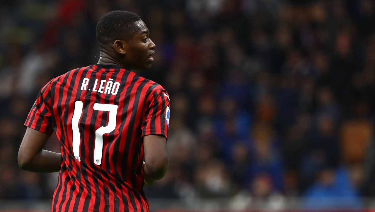 Leao Milan Spezia (Getty Images)
