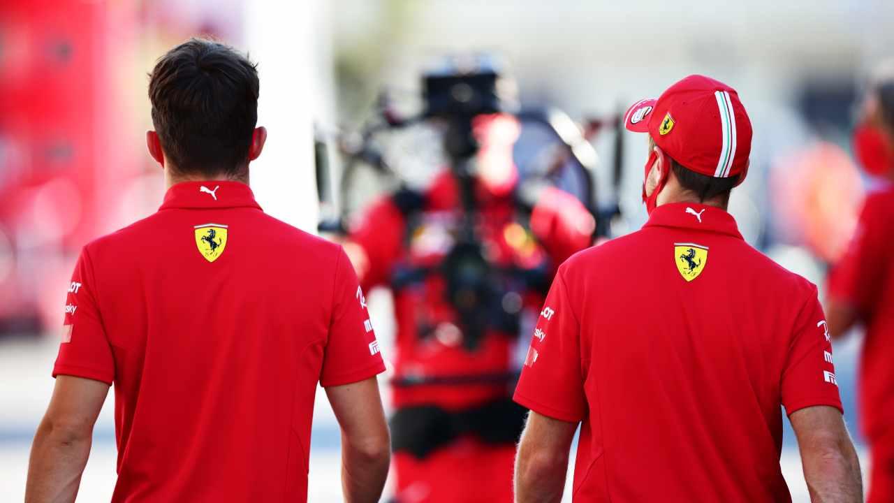 Ferrari | Leclerc, il retroscena sul rapporto con Vettel