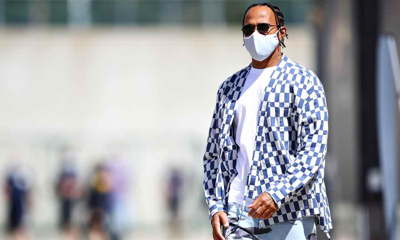 Hamilton è il rapper XNDA