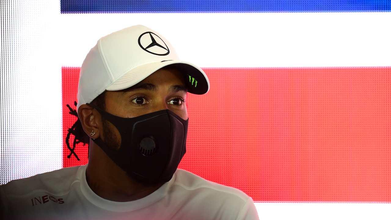 Lewis Hamilton vuole continuare a correre