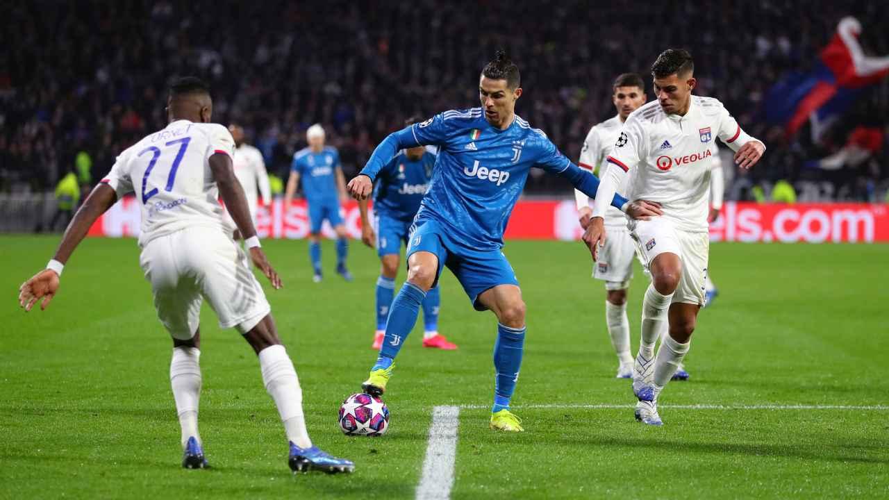 Champions League | Ottavi: Juventus-Lione. Probabili formazioni, dove vederla in tv e streaming