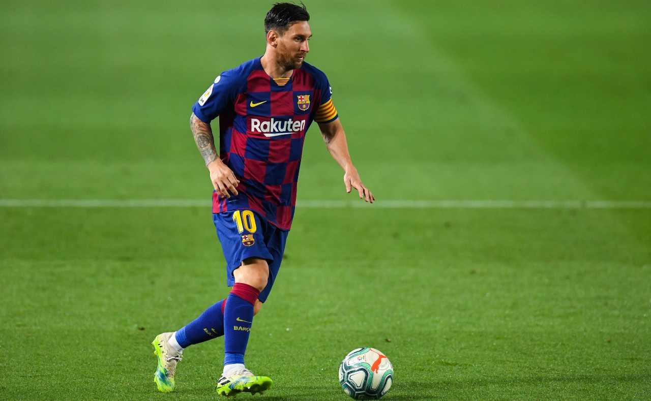 Il City vuole Messi, ma la clausola rescissoria è di 700 milioni