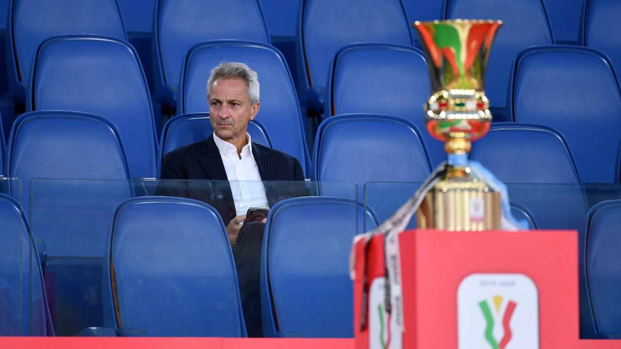 Serie A | Lega e Figc, ipotesi playoff per il campionato