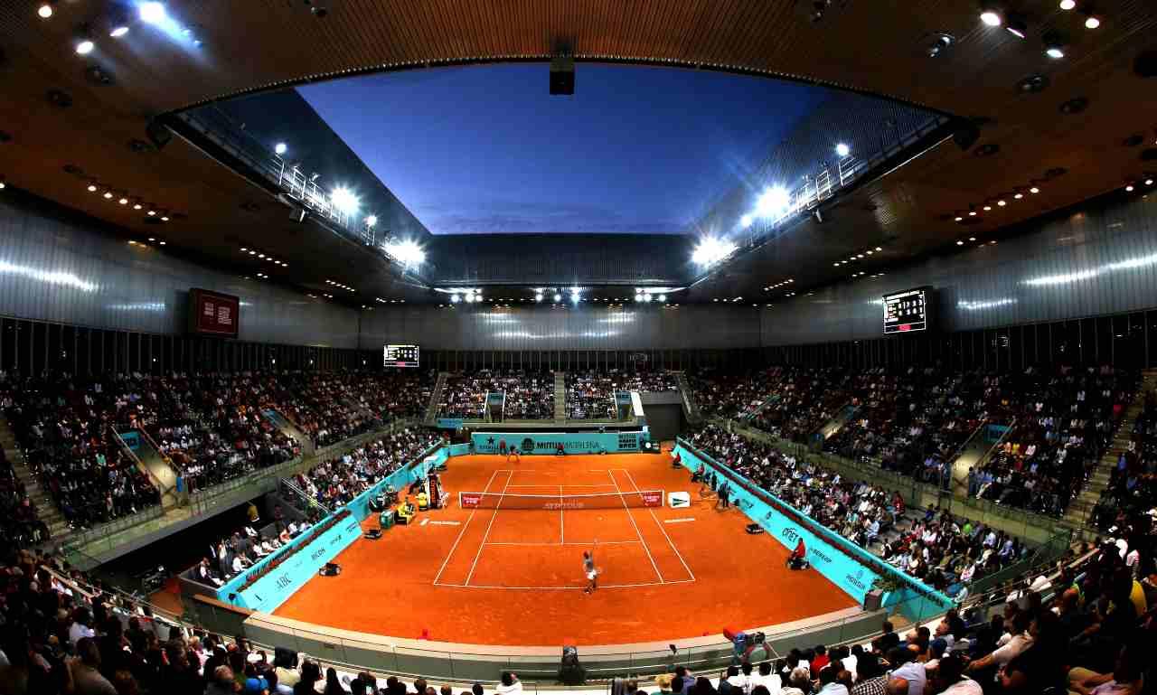Madrid Open annullato