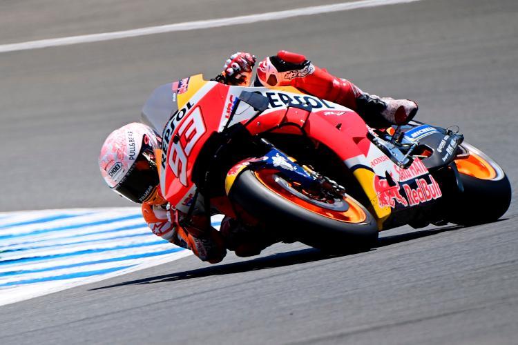 Marc Marquez jerez motomondiale