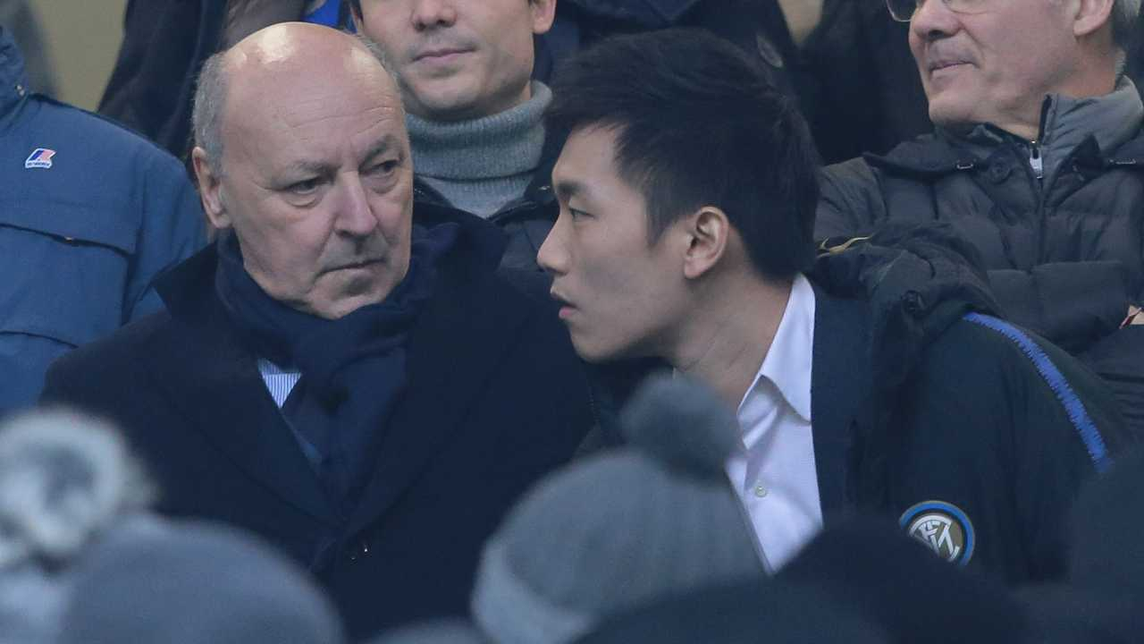 Marotta Zhang Inter (Getty Images)