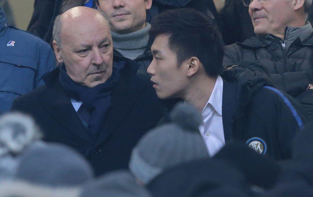 Marotta e Zhang conferma Conte prossimo anno