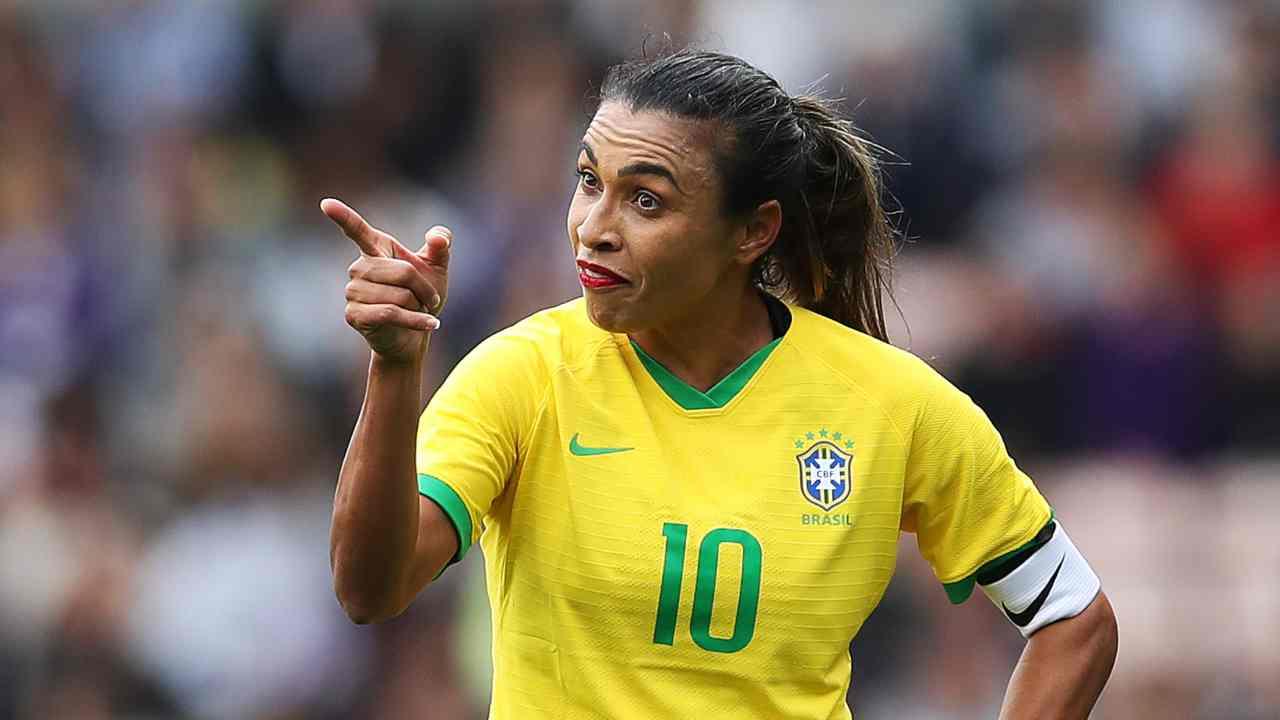 Calcio Femminile | Brasile, stessi stipendi per uomini e donne