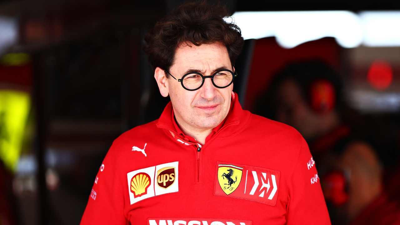 Mattia Binotto si scaglia contro la Racing Point