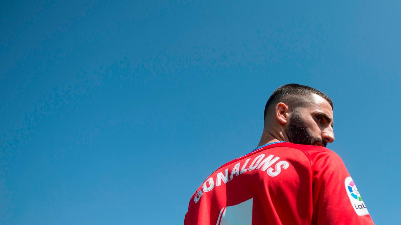 Ufficiale Gonalons al Granada