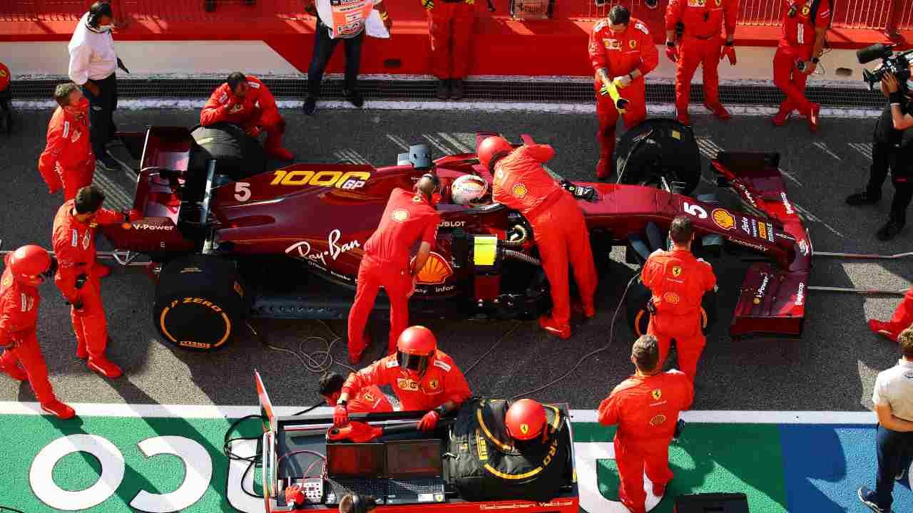 Formula 1 | Speranza Ferrari, nuovi aggiornamenti a Sochi