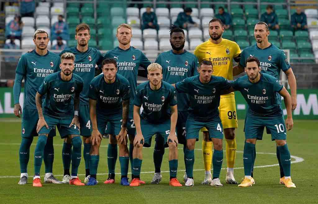 Milan-Shamrock 2-0
