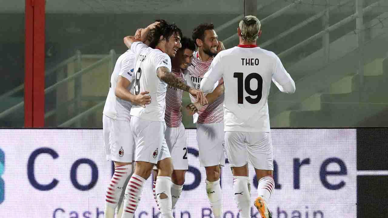 Serie A | 3ª Giornata: Milan-Spezia. Probabili formazioni, dove vederla in tv e streaming
