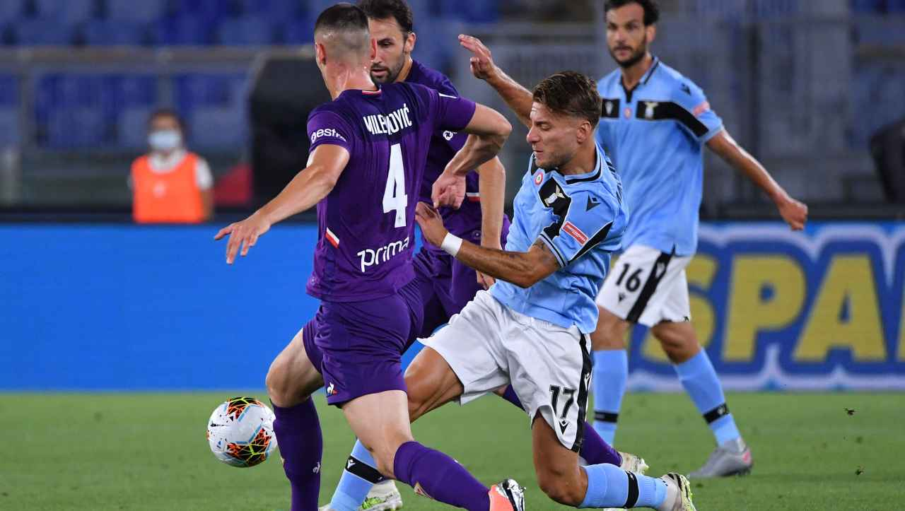 Milenkovic Inter (Getty Images)